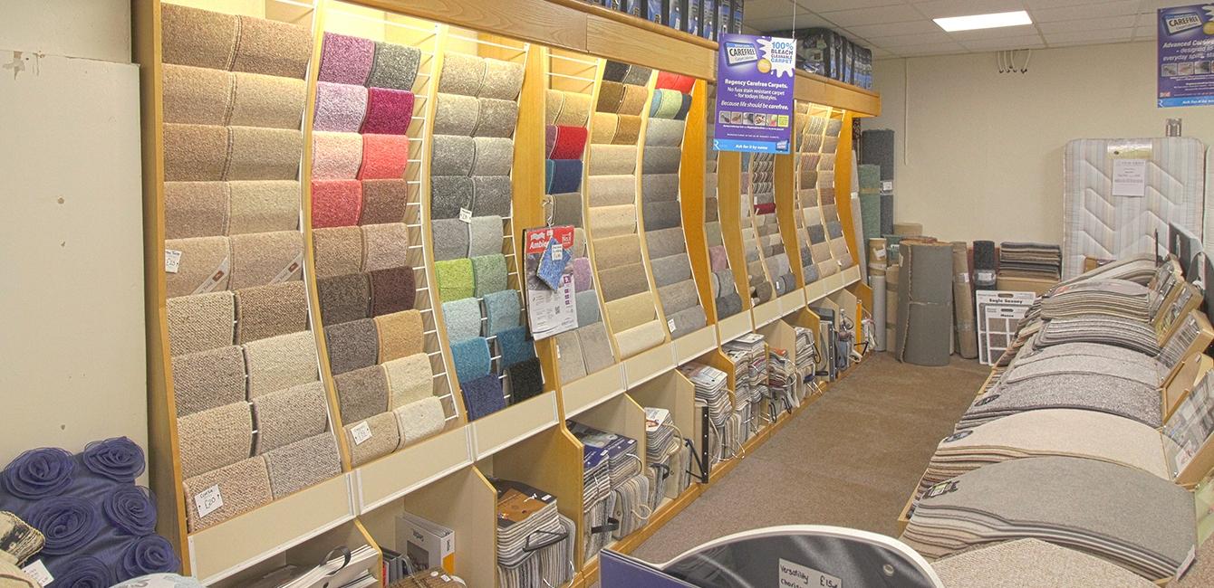 Our extensive Carpet range