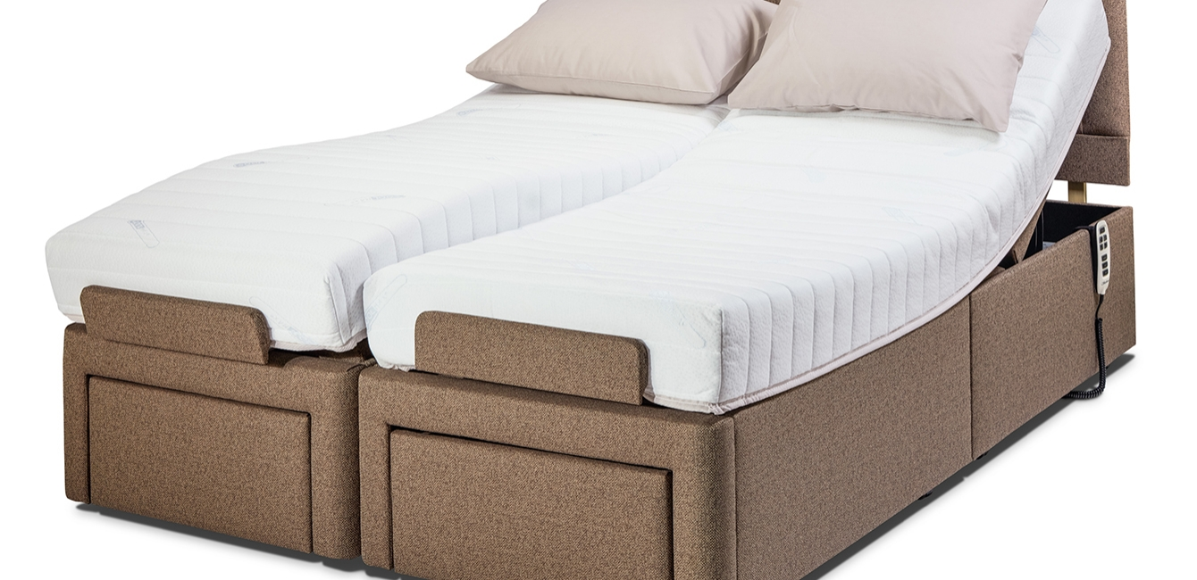 Dorchester Head and Foot Adjustable Bed